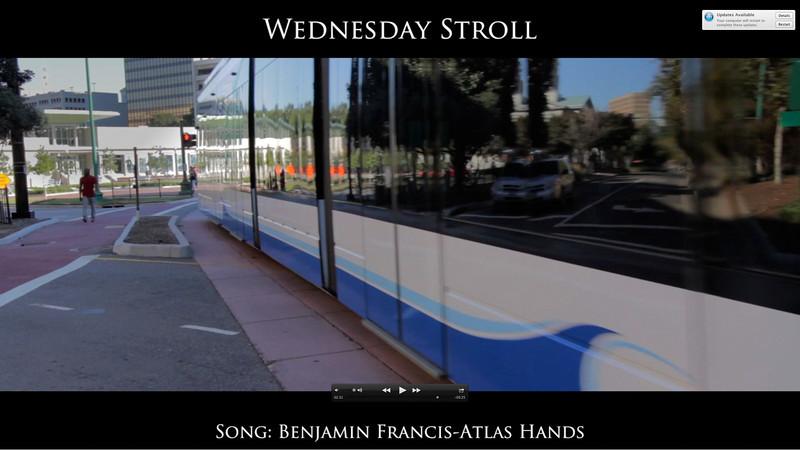 Wednesday Stroll-Steady Cam Footage of Hampton Roads Va
