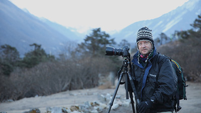 In The Field with Sirui - Using the Sirui Carbon Fibre Tripod on a Nepal Trek