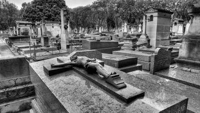 Time To Say Goodbye - Montparnasse Cemetery, Paris