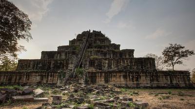 Koh Ker - Ancient Capital of Khmer Empire