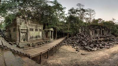 Beng Mealea - Lost Temple In The Jungle