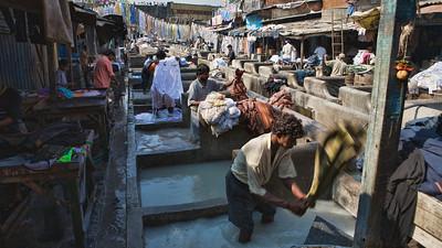 Dhoby Ghat, Mumbai - Bombay Laundry Blues