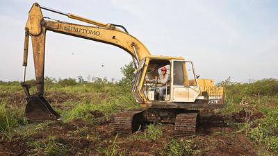 Diggin' In The Dirt - EcoWarriors Tree Planting 2