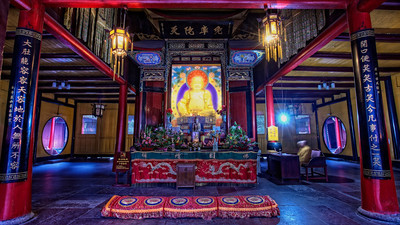 Bauguo Monastery