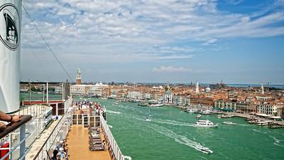 Cruisin' - Part 1 -  A 12 Day Luxury Mediterranean Cruise
