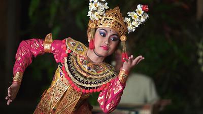 Ramayana Dance - Ubud, Bali