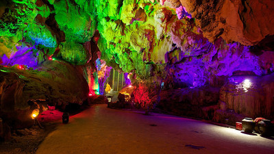 Crown Cave, Caopingxiang