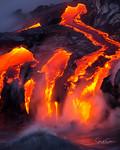 Triple Lava River