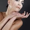 Anolie Magazine New York & Jute Magazine: Designer - Michelle Song,Model - Marylene Parent, Makeup Artist - Elizabeth McLeod