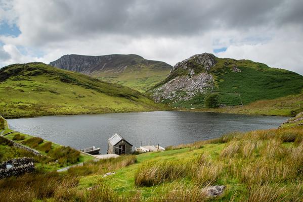 Llyn y Dywarchen, Snowdonia