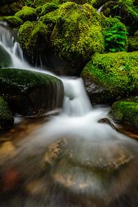 Silken Water