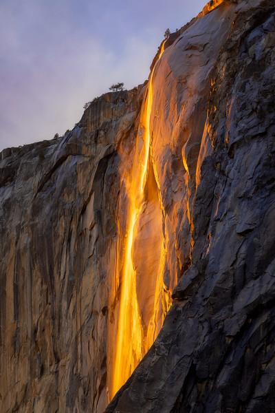 Horsetail Fall Firefall Phenomenon 2021