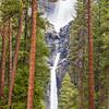 Classic Yosemite Falls View