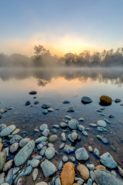 American River Rocks