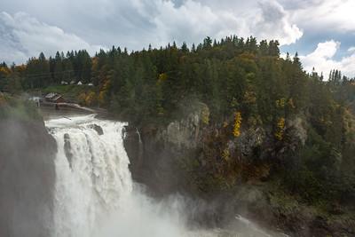 Big Rains. Big Falls.