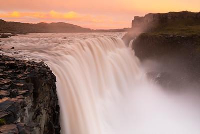 Dettifoss Waterfall | Iceland