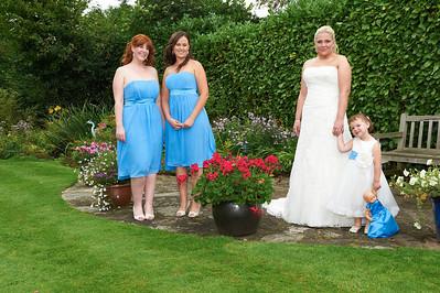 Joanne Ross Wedding Amersham 10th September 2011
