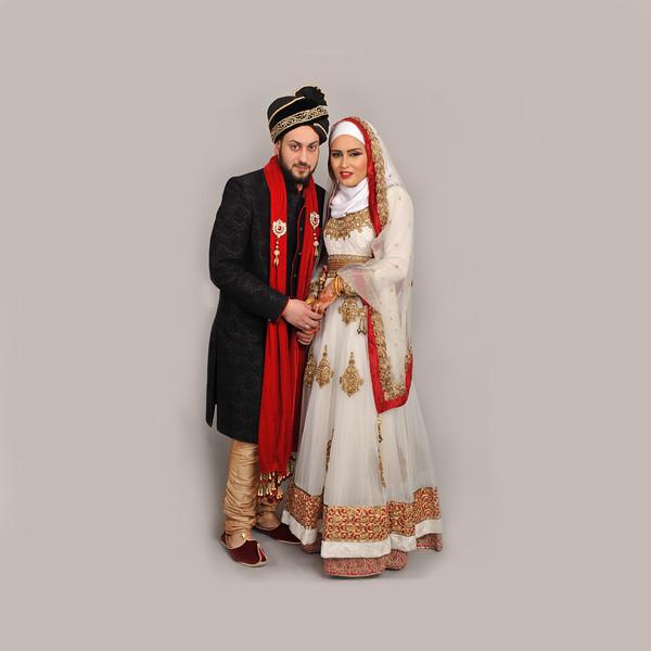 Zahra Nasir Wedding