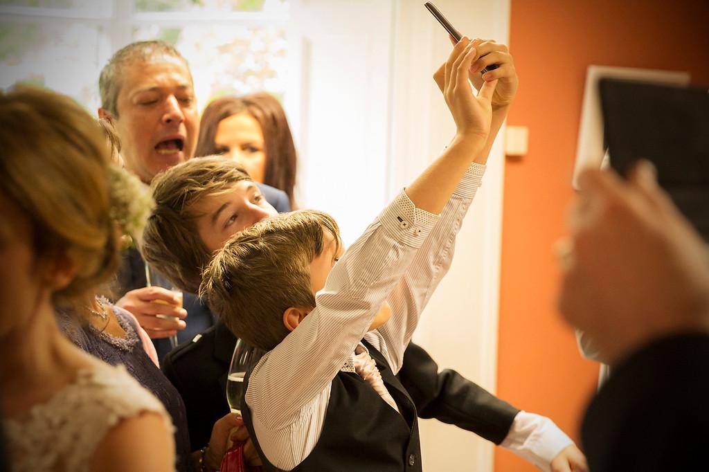 Wedding photography at Didsbury Parsonage