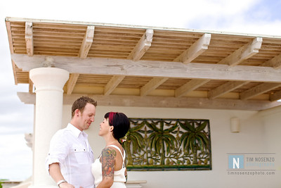 Ami + Travis's Wedding Highlights :: St James :: Barbados