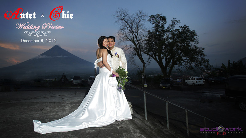 Antet & Chie Wedding Film Preview<br /> Our Lady of the Gate Parish Church<br /> Daraga, Albay<br /> Philippines