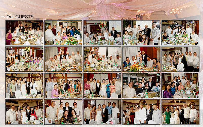 Wedding and Events Stylist:<br /> Mr. Billy C.  Roces