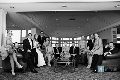Ingrid + Ben's Wedding :: Water's Edge Resort :: Westbrook, CT