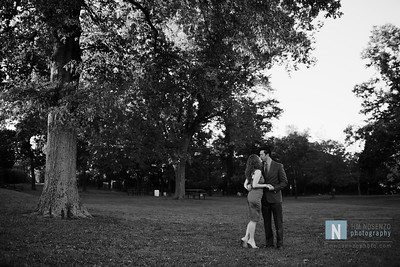 Linda + Krogen's Wedding :: East Rock Park :: New Haven, CT