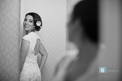 Monica + Peter's Wedding :: Gershon Fox Ballroom :: Hartford, CT