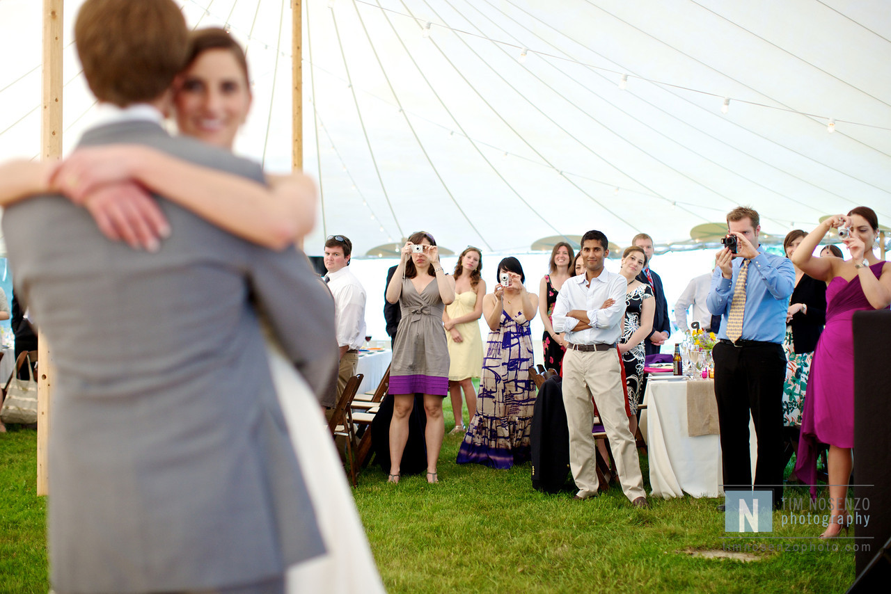 Nicole + Rob's Wedding :: Elihu Island :: Stonington, CT