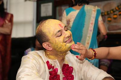 Prewedding Ceremony(Indian)