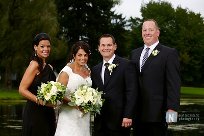 Rachel + Greg's Wedding :: Rock Ridge Country Club :: Newtown, CT