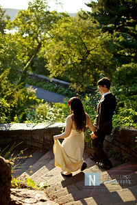 Safora + Ricky's Wedding :: Fort Tryon Park :: New York, NY