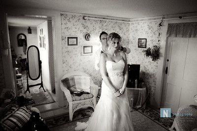 Shanna + Mark's Wedding :: Webb Barn :: Wethersfield, CT