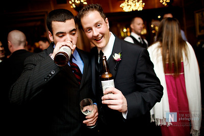 Jess & Greg's Wedding :: Fox Hill Inn :: Brookfield, CT :: April 11, 2009