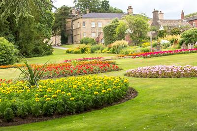 Canon Hall gardens