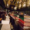 Lincoln cathedral Bible