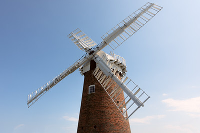 Horset Windpump side view