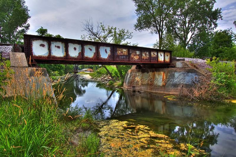 Old Bridge at Warner Park