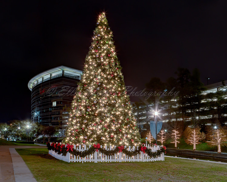 The Woodlands Christmas Tree