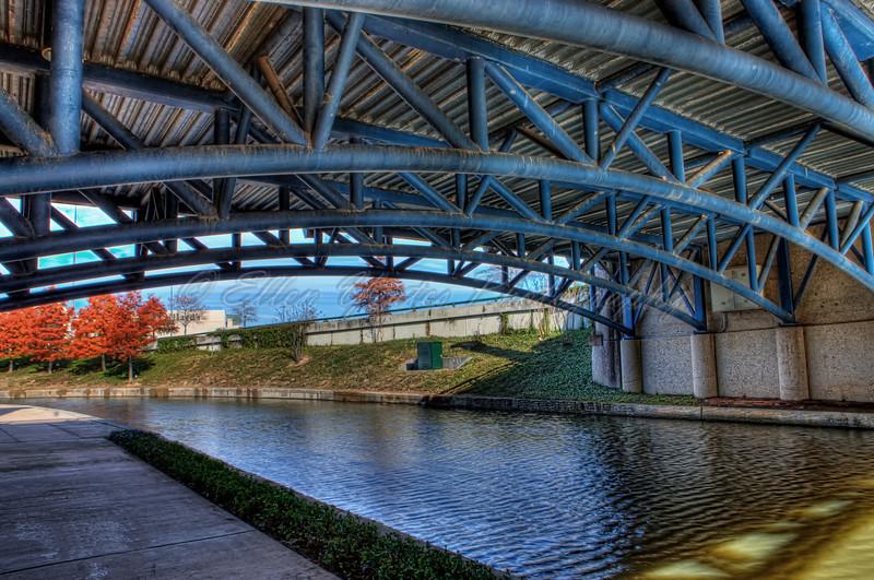 Under Woodland Bridge