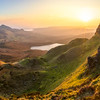 Quiraing Sunrise Panorama