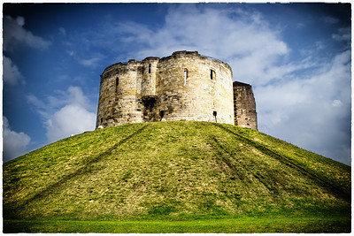 Clifford's Tower Vignette