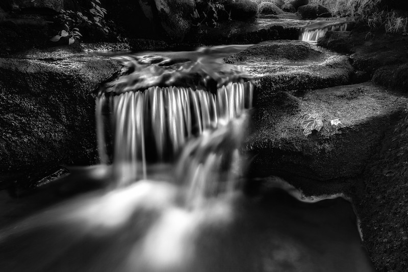 Glovershaw Beck in Black and White