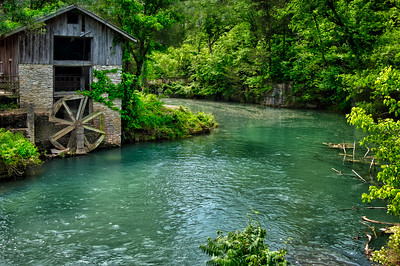 Dogpatch USA Mill River
