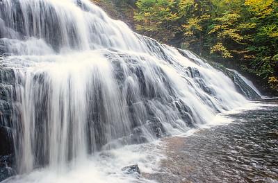 Piper's Glen Waterfall