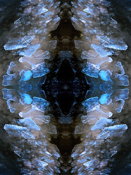Crystal Flow : Symmetry Series #22