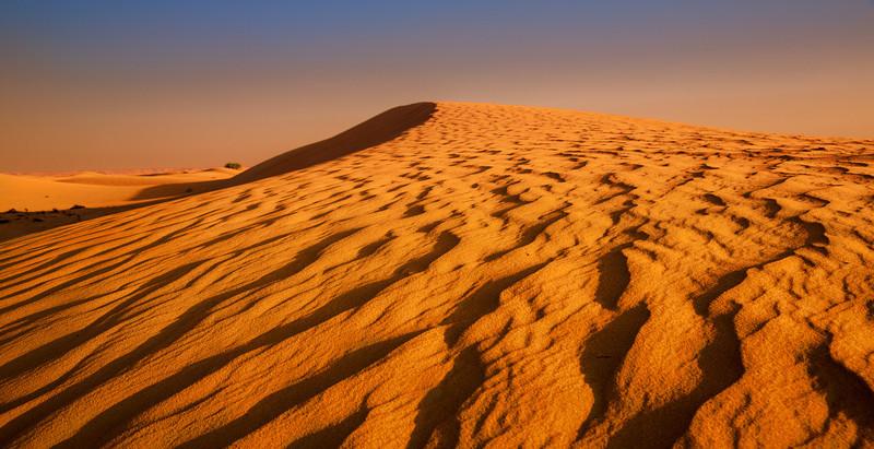 Desert Sunset II