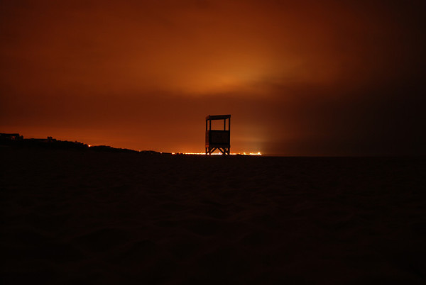 guarded light | © ian sbalcio
