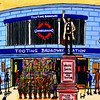 Freedom for tooting